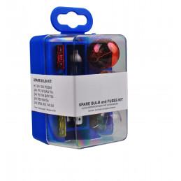 Coffret d'ampoules de secours H7 24V
