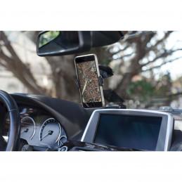Support pour smartphone pince avec ventouse