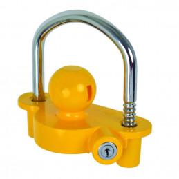 Antivol / verrouillage de couplage et serrure à cylindre 50mm