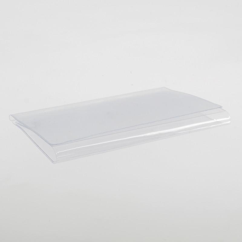 Etui PVC permis de conduire ancien format (115x233 mm) transparent