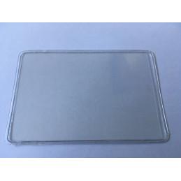 Etui PVC permis de conduire nouveau format (62x92 mm) transparent