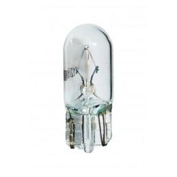 2 ampoules halogène T10 W5W...