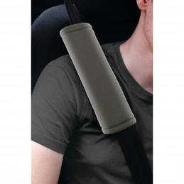 Fourreaux de protection de ceinture gris