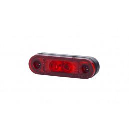Feu de gabarit rouge LED...