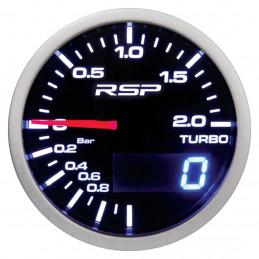 Manomètre pression turbo...