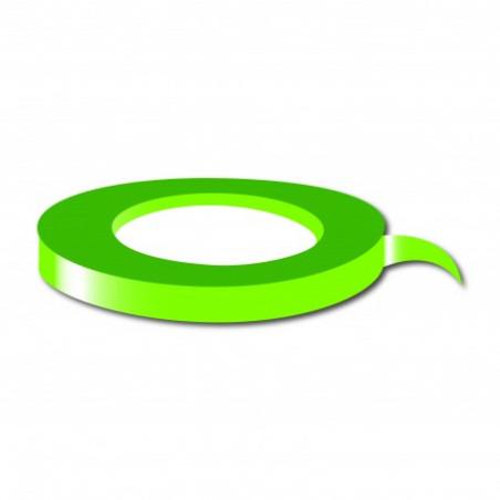 Filet adhésif décoratif vert 9mm