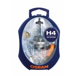 Coffret ampoules OSRAM H4...
