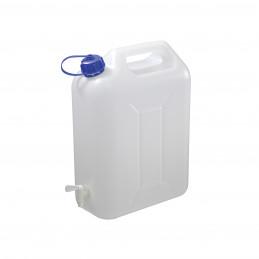 Bidon jerrican pour l'eau 10L avec robinet