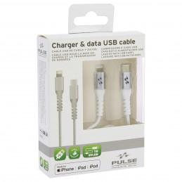 Cable MFI APPLE USB-C /...