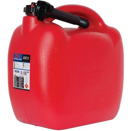 Bidon à Carburant avec Flexible Homologue EU 20 L