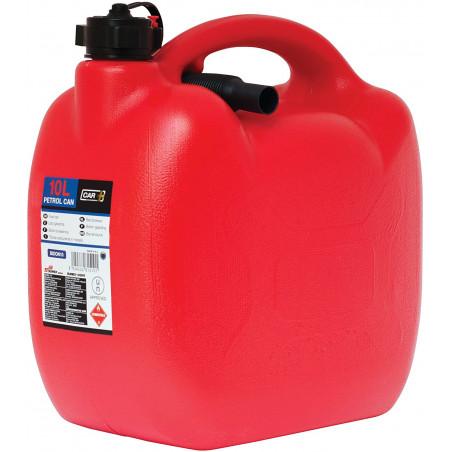 Bidon à Carburant avec Flexible Homologue EU 10 L