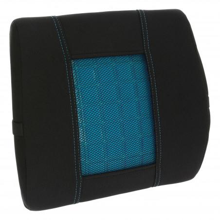 Coussin lombaire confort ergonomique + gel