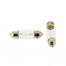 MICHELIN 2 Navettes C5W éclairage intérieur, veilleuses et plaque