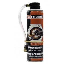 FACOM Répare-crevaison pour moto 250ml sans démontage