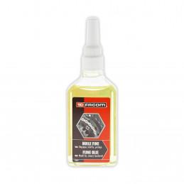 FACOM huile fine 125ml lubrifiant fluide pour les mécanismes en métal
