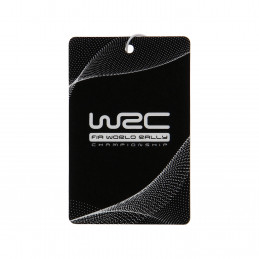 WRC carte parfumée à suspendre au rétrovisuer parfum Sport