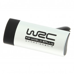WRC Désodorisant voiture barrette effet métal senteur vanille