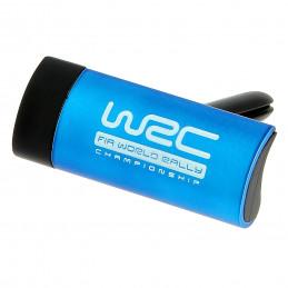 WRC Désodorisant voiture barrette effet métal senteur Sport