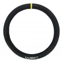 WRC couvre-volant racing noir effet daim UNIVERSEL