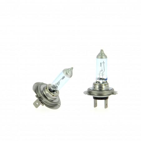WRC 2 ampoules Platinium White +100%  H7 55W