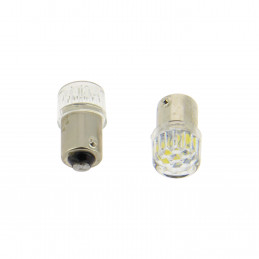 WRC 2 ampoules LED T8.5  (T4W)