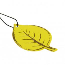 CARLinéaAir Nature carte parfumée à suspendre au rétroviseur parfum vanille
