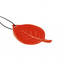 CARLinéaAir Nature carte parfumée à suspendre au rétroviseur parfum fraise