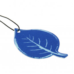 CARLinéaAir Nature carte parfumée à suspendre au rétroviseur parfum océan