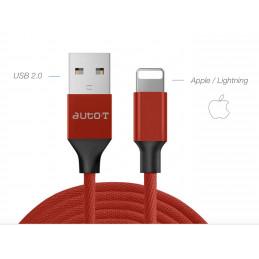 AT câble USB 2.0 / LIGHTNING
