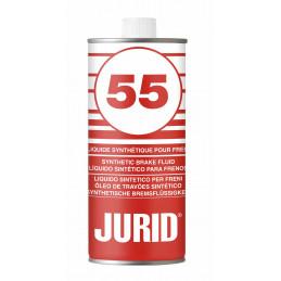 JURID 55 liquide de freins synthètique DOT3 bidon 485ml