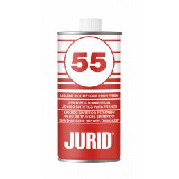 JURID 55 liquide de freins synthètique DOT3 bidon 985ml