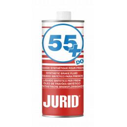 JURID 55 liquide de freins synthètique DOT4 bidon 485ml
