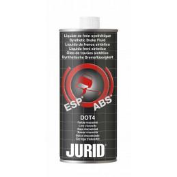 JURID liquide de freins synthétique DOT4 ABS bidon 485ml