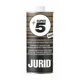 JURID SUPER 5 liquide de freins synthétique DOT5.1 bidon 500ml