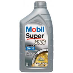 MOBIL Super 3000 Formula-P 5W-30 bidon 1L huile moteur haute performance