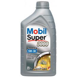 MOBIL S3000 5W30 Formula-R 1L Huile pour moteur diesel à filtre à particules
