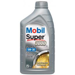 MOBIL S3000 X1 5W30 Formula FE bidon 1L huile moteur haute performance