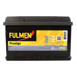 FULMEN Bat FP8  670A 71Ah L3B