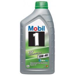 MOBIL1 0W40 ESPx3 1L