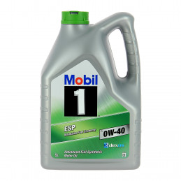 MOBIL1 0W40 ESPx3 5L