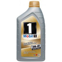 MOBIL 1 Huile moteur 0W-40 FS bidon 1L huile synthétique améliorée