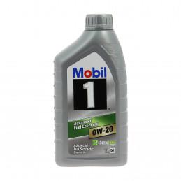 MOBIL 1 0W-20 bidon 1L huile moteur synthétique