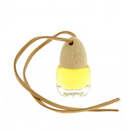 AIR SPA Désodorisant flacon voiture / Parfum TONIC à base d'huiles essentielles