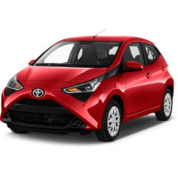 Balais d'essuie glace pour Toyota AYGO - Habill'Auto