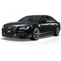 Housse de protection pour Audi A8 Langversion - Habill'auto