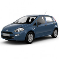Housse de protection pour Fiat Punto - Habill'auto