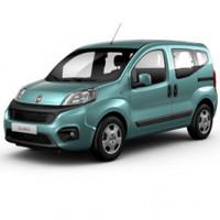 Housse de protection pour Fiat QUBO - Habill'Auto