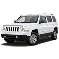 Housse de protection pour Jeep Patriot - Habill'Auto