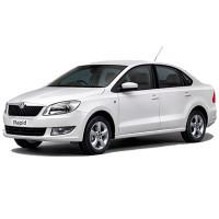Housse de carrosserie pour Skoda Rapid - Habill'auto