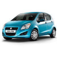 Housse de protection pour Suzuki SPLASH - Habill'Auto